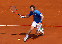 28-05-11, Tennis, France, Paris, Roland Garros , Andy Murray