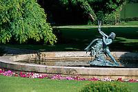 Waldsteinstrasse 49, Garten der polnischen Botschaft, Prag, Tschechien, Unesco-Weltkulturerbe.