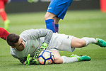 Goalkeeper Jan Oblak of Atletico de Madrid in action during their La Liga match between Atletico de Madrid vs Athletic de Bilbao at the Estadio Vicente Calderon on 21 May 2017 in Madrid, Spain. Photo by Diego Gonzalez Souto / Power Sport Images