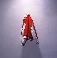 Athletic team jacket<br />
