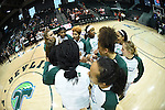 Tulane Women's Basketball tops Alabama, 53-52, in round one of the WNIT.