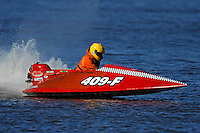 409-F  (Outboard Runabout)