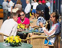 04-09-12, Netherlands, Alphen aan den Rijn, Tennis, TEAN International, Thiemo de Bakker interview met Steffan Kok (M) en Jon Visbeen