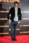 """Director of the film, Dani de la Orden during the presentation of the film """"El Pregón"""" in Madrid, March 15, 2016<br /> (ALTERPHOTOS/BorjaB.Hojas)"""