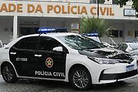 07/05/2021 - COMBOIO POLICIA SEGUE A ENTERRO DE COLEGA MORTO EM OPERAÇÃO NO JACEREZINHO