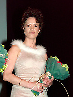 Montreal, August 25th, 2000<br /> <br /> Jury member and New Zealand actress - director Rena Owen pose for photrographers at the opening night of the 24th World Film Festival in Montreal, Canada.<br /> <br /> She won the best actress award at the 1994 World Film Festival for her performance in  Lee Tamahori's `` Once Were Warriors ``. She recently completed a role in George Lucas'   `` Star Wars :  episode II `` to be released in 2002.<br /> <br /> Photo by Pierre Roussel / Images Distribution