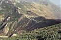 Iraq 1983 <br /> In july, a lake in Qandil mountains  <br /> Irak 1983 <br /> Un lac dans les montagnes de Qandil en ete
