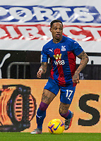 2nd February 2021; St James Park, Newcastle, Tyne and Wear, England; English Premier League Football, Newcastle United versus Crystal Palace; Nathaniel Clyne of Crystal Palace