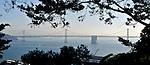 Bay Bridge. Bob & Lou's trip to California Nov. 2015. (Bob Gathany Photographer)