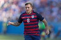 Nashville, TN - Saturday July 08, 2017:  Jordan Morris during a 2017 Gold Cup match between the men's national teams of the United States (USA) and Panama (PAN) at Nissan Stadium.