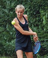 Hilversum, Netherlands, August 8, 2016, National Junior Championships, NJK, Elysia Pool (NED)<br /> Photo: Tennisimages/Henk Koster