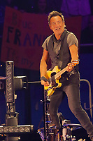 **File Photo** Bruce Springsteen Details Emerge From November DWI Arrest.<br /> <br /> LOS ANGELES CA :  Bruce Springsteen And The E Street Band performing live at The Los Angeles Memorial Sports Arena in Los Angeles, CA on March 15, 2016.  <br /> CAP/MPI/KE<br /> ©KE/MPI/Capital Pictures