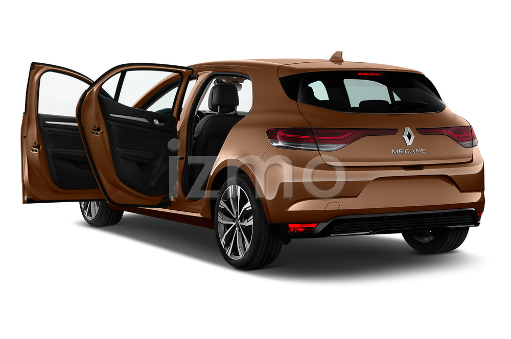 Car images of 2020 Renault Megane Edition-One 5 Door Hatchback Doors