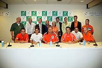24-9-06,Leiden, Tennis, Daviscup,