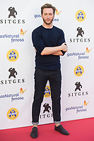 Pablo Rivero attends to the photocall of presentation of short film of Gas Natural Fenosa during Sitges Film Festival in Barcelona, Spain October 05, 2017. (ALTERPHOTOS/Borja B.Hojas) /NortePhoto.com /NortePhoto.com