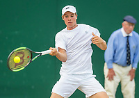 London, England, 8 th July, 2017, Tennis,  Wimbledon, Junior boys: Ryan Nijboer (NED)<br /> Photo: Henk Koster/tennisimages.com