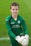 St Johnstone FC Academy Under 13's<br /> Cameron Cook<br /> Picture by Graeme Hart.<br /> Copyright Perthshire Picture Agency<br /> Tel: 01738 623350  Mobile: 07990 594431