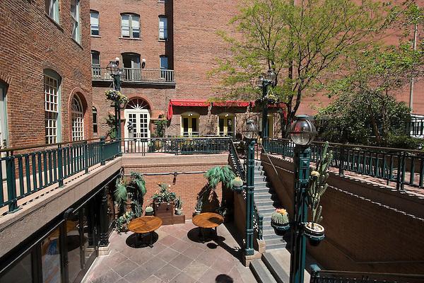 Larimer Square restaurant, Denver, Colorado, USA John offers private photo tours of Denver, Boulder and Rocky Mountain National Park.