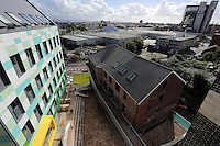 WORDS BY KARL WEST<br />Pictured: A building recently re-developed by Coastal Friday 30 September 2016<br />Re: The regeneration of the High Street in Swansea, Wales, UK