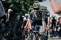 Johan Esteban Chaves (COL/ORICA-Scott) crossing the finish line safely<br /> <br /> 104th Tour de France 2017<br /> Stage 4 - Mondorf-les-Bains › Vittel (203km)