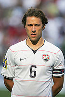 Steve Cherundolo. USA defeated Grenada 4-0 during the First Round of the 2009 CONCACAF Gold Cup at Qwest Field in Seattle, Washington on July 4, 2009.