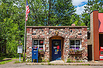 United States Post Office in Couderay, Wisconsin