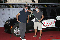 LOS ANGELES - SEP 25:  Best Decorated Car at the Catalina Film Festival Drive Thru Red Carpet, Friday at the Scottish Rite Event Center on September 25, 2020 in Long Beach, CA