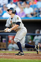 Cedar Rapids Kernels outfielder Andy Workman #28 during a game against the Quad Cities River Bandits at Modern Woodmen Park on June 30, 2012 in Davenport, Illinois.  Quad Cities defeated Davenport 8-7.  (Mike Janes/Four Seam Images)