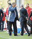 17/04/2010   Copyright  Pic : James Stewart.sct_jsp16_hamilton_v_kilmarnock  .::  KILMARNOCK MANAGER JIMMY CALDERWOOD AT THE END OF THE GAME ::  .James Stewart Photography 19 Carronlea Drive, Falkirk. FK2 8DN      Vat Reg No. 607 6932 25.Telephone      : +44 (0)1324 570291 .Mobile              : +44 (0)7721 416997.E-mail  :  jim@jspa.co.uk.If you require further information then contact Jim Stewart on any of the numbers above.........