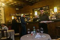 Italie, Val d'Aoste,Courmayeur: Caffé della Posta // Italy, Aosta Valley, Courmayeur: Caffé della Posta