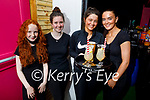 Working hard behind the scenes in the Mermaids in Listowel on Monday, l to r: Libby O'Flaherty, Clare Ann Moloney, Josie Hughes and Eilish Harris.