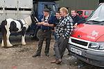 Brigg Horse Fair. Brigg Lincolnshire England 2009. Horse Traders.