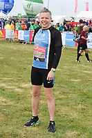 Rob Derring<br /> at the start of the 2017 London Marathon on Blackheath Common, London. <br /> <br /> <br /> ©Ash Knotek  D3253  23/04/2017