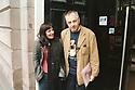 BILL FORSYTHE AND LYNNE RAMSAY  AT THE EDINBURGH FILM FESTIVAL PIC GERAINT LEWIS