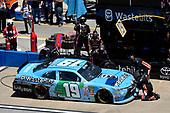 NASCAR Xfinity Series<br /> Sparks Energy 300<br /> Talladega Superspeedway, Talladega, AL USA<br /> Saturday 6 May 2017<br /> Matt Tifft, Wastebits Toyota Camry<br /> World Copyright: Nigel Kinrade<br /> LAT Images<br /> ref: Digital Image 17TAL1nk03889
