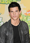 Taylor Lautner at The 2009 Nickelodeon's Kids Choice Awards held at Pauley Pavilion in West Hollywood, California on March 28,2009                                                                     Copyright 2009 Debbie VanStory/RockinExposures