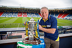 110418 McCoist and Strachan cup