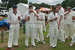 Ebernoe Horn Fair, Sussex 2017. Village cricket