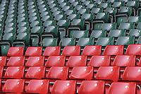 Empty seats at the Millenium Stadium - Great Britain Women vs New Zealand Women - Womens Olympic Football Tournament London 2012 Group E at the Millenium Stadium, Cardiff, Wales - 25/07/12 - MANDATORY CREDIT: Gavin Ellis/SHEKICKS/TGSPHOTO - Self billing applies where appropriate - 0845 094 6026 - contact@tgsphoto.co.uk - NO UNPAID USE.