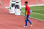 Spainsh Diego Costa during the training of the spanish national football team in the city of football of Las Rozas in Madrid, Spain. November 09, 2016. (ALTERPHOTOS/Rodrigo Jimenez)