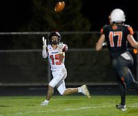 Sun Prairie at Verona Wisconsin WIAA high school football playoffs 10/25/19