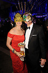 Carmen and John Laine at the 20th San Luis Salute Friday Feb. 05, 2016.(Dave Rossman photo)