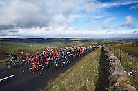 Picture by Shaun Flannery/SWpix.com - 29/04/2016 - Cycling - 2016 Tour de Yorkshire, Stage 1: Beverley to Settle - Yorkshire, England - Cote de Greenhow Hill