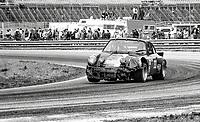 #33 Porsche 911 of  Peter Welter, Richard Aten, and Jack Refenning, 13th place, 24 Hours of Daytona, Daytona International Speedway, Daytona Beach, FL, February 1979. (Photo by Brian Cleary/bcpix.com)