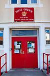 Post Office, Stanley, Flakland Islands