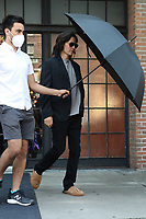 NEW YORK, NY- June 07: Jared Leto seen on his way to the set of Caviar in New York City on June 07, 2021 <br /> CAP/MPI/RW<br /> ©RW/MPI/Capital Pictures