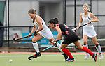NZ Hockey Development Women v NZ Maori Women. Heritage Hockey Finals, Kolmar Hockey Turf, Auckland, New Zealand. Monday 5 April 2021 Photo: Simon Watts/www.bwmedia.co.nz