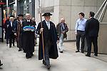 Knollys Rose Ceremony, City of London UK.
