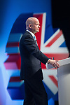 © Joel Goodman - 07973 332324  . 02/10/2011 . Manchester, UK . WILLIAM HAGUE speaks at the 2011 Conservative Party Conference at the Manchester Central Convention Centre (formerly GMex) . Photo credit: Joel Goodman
