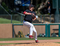 STANFORD, CA - JUNE 4: Drew Dowd during a game between North Dakota State and Stanford Baseball at Sunken Diamond on June 4, 2021 in Stanford, California.